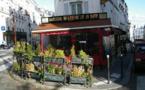 Les élèves du cours Florent à Montmartre