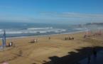 A Biarritz, lancement de la saison du surf