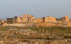 Palmyre outragée, mais Palmyre libérée!