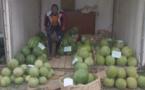 Attention aux taux de résidus de pesticides dans les aliments