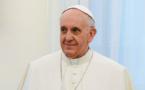 Le geste humanitaire hautement symbolique du pape François