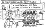Cannes sous haute surveillance