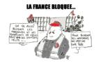 La France bloquée... débloque
