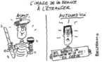 L'image de la France à l'étranger