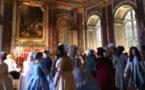 Fêtes galantes au château de Versailles