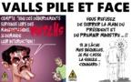 Valls pile et face