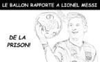 Case prison pour Messi