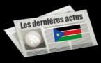 Les dernières actus du Soudan du sud