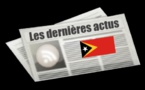 Les dernières actus du Timor oriental