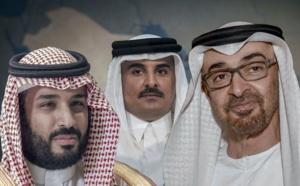 Ambitions et rivalités de trois princes incontournables du Golfe. Photo : Arte