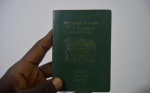 Le passeport tchadien. (C) Eloge Mbaihondoum