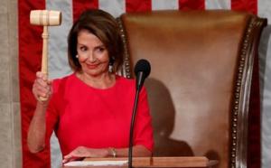 Nancy Pelosi, Présidente démocrate de la chambre des représentants qui avait initié la procédure de destitution contre  Trump. Photo: Pinterest