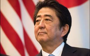 Shinzo Abe chute dans l'opinion publique ©Wikimedia Commons
