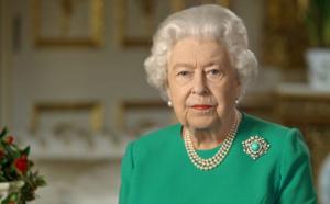La Reine parle à sa population (c) BBC News