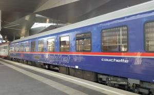 Train de nuit à Vienne (c)Lukas3333