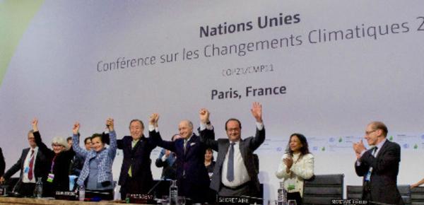 COP22, la réunion de l'action - 1
