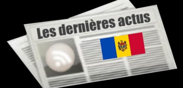 Les dernières actus de Moldavie