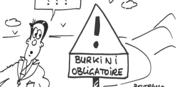 Burkini: panique morale sur les plages de France