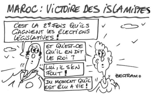 Islamistes au pouvoir