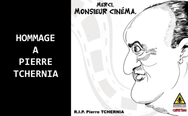 Hommage à Monsieur Cinéma