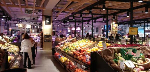 Carrefour lance un nouveau concept store à Bayonne