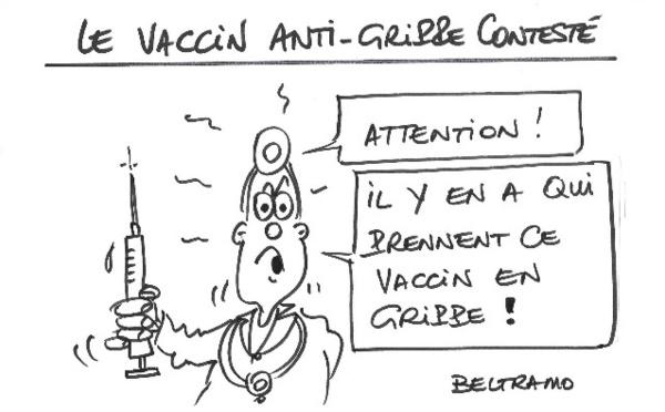 Vaccin en grippe