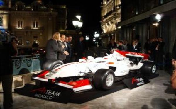 SPORT AUTO - A1 TEAM: Monaco présente dans le championnat mondial des Nations