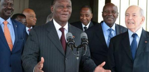 Nouvelle Constitution: la Côte d'Ivoire entre officiellement dans la IIIe République