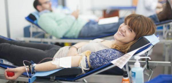 Appel aux dons du sang avant les fêtes de fin d'année