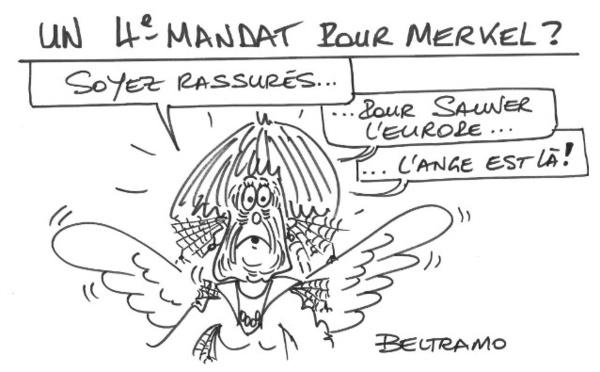 Démocratie selon Merkel