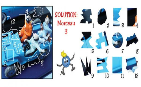 Solution JEU du 18 octobre 2008