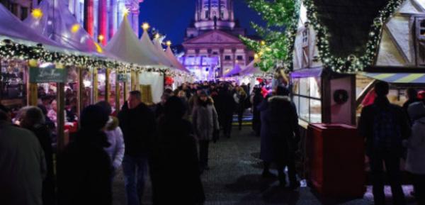Triste Noël pour l'Allemagne