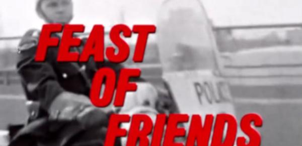 """""""Feast of Friends"""", l'unique documentaire sur les Doors"""