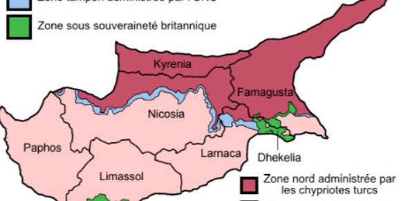 Chypre: vers une réunification de l'île à Genève