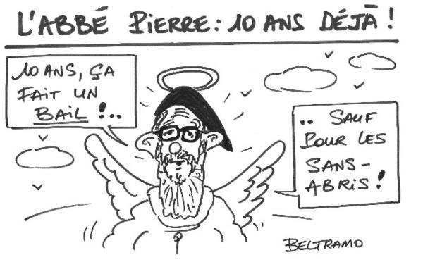 A la mémoire de l'abbé Pierre