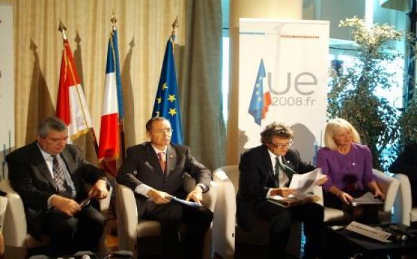 PRÉSIDENCE FRANÇAISE DE L'UNION EUROPÉENNE - Conférence internationale 'Evènement Arctique'