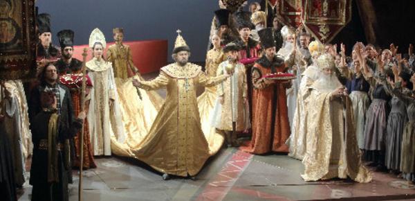 Le Kremlin à l'Opéra de Marseille