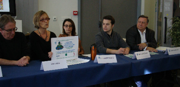 Sommet international de villes contre le TAFTA