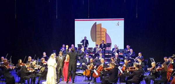 Concert de l'Orchestre symphonique albanais au Koweït