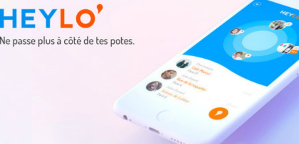 Heylo, l'appli mobile qui dé-virtualise les relations