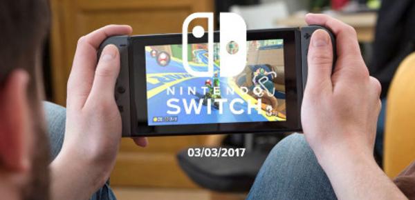 Switch, le nouveau pari Nintendo