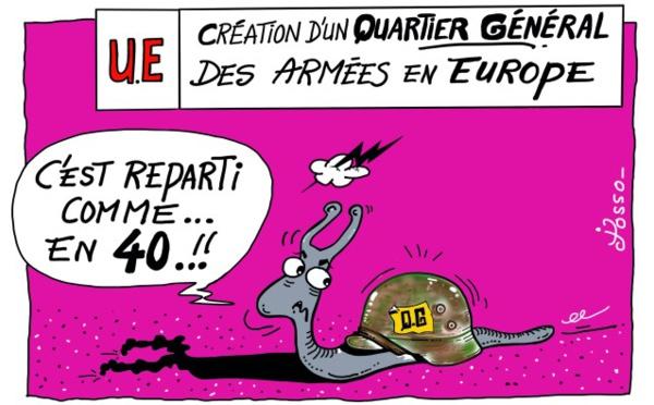 (Al)armement européen
