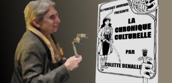 Femme d'affaires et surtout amateur d'art