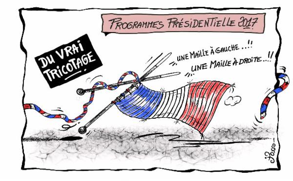 Tricotage à la française