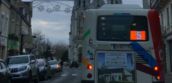 Châteauroux: (le) droit au bus