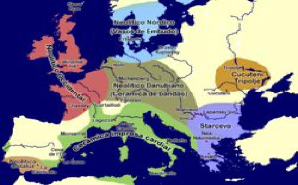 Les frontières de l'Europe, de la préhistoire à nos jours - en savoir plus avec Canal Académie