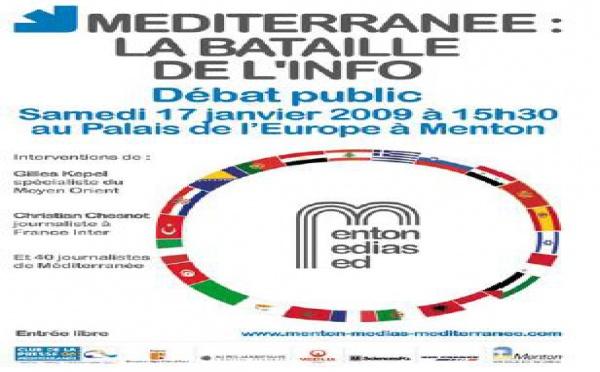 Menton Médias Méditerranée