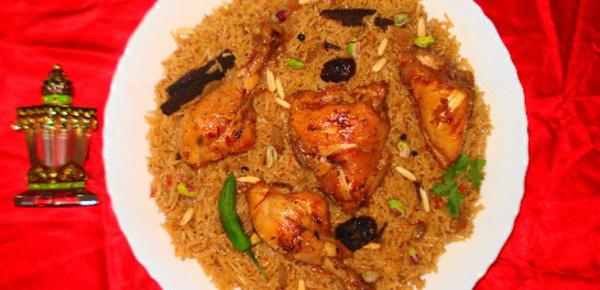 Le machbous, plat national koweïtien
