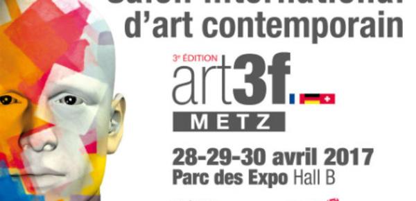 Salon international d'art contemporain à Metz: l'art pour tous