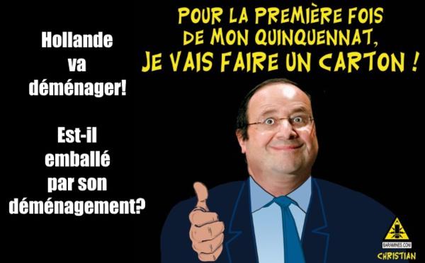 Hollande fait un carton